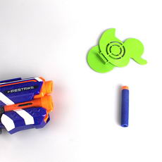 Duck target and base