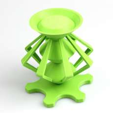 Candle stand 6