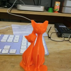 Picture of print of Cat