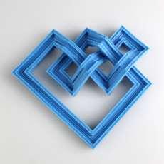 Escher knot