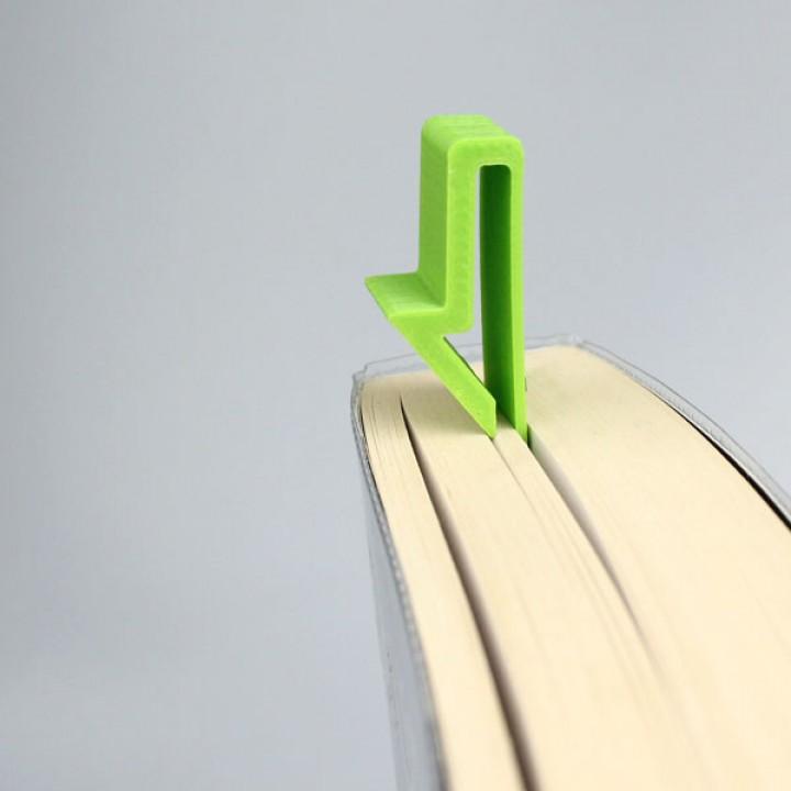 arrow bookmark