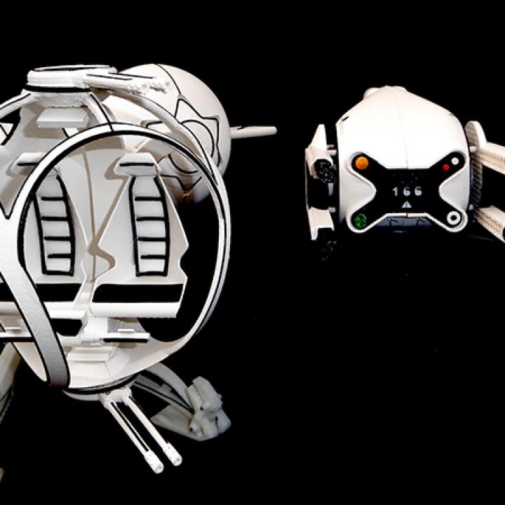 Oblivion Defender Drone 166