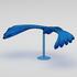 Crystal Balancing Bird image
