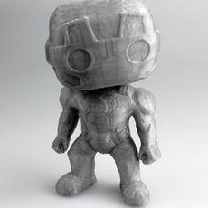 Iron Man (Marvel Bobble-Head Heroes)