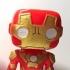 Iron Man (Marvel Bobble-Head Heroes) print image