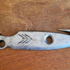 Picture of print of Destiny Hunter Knife
