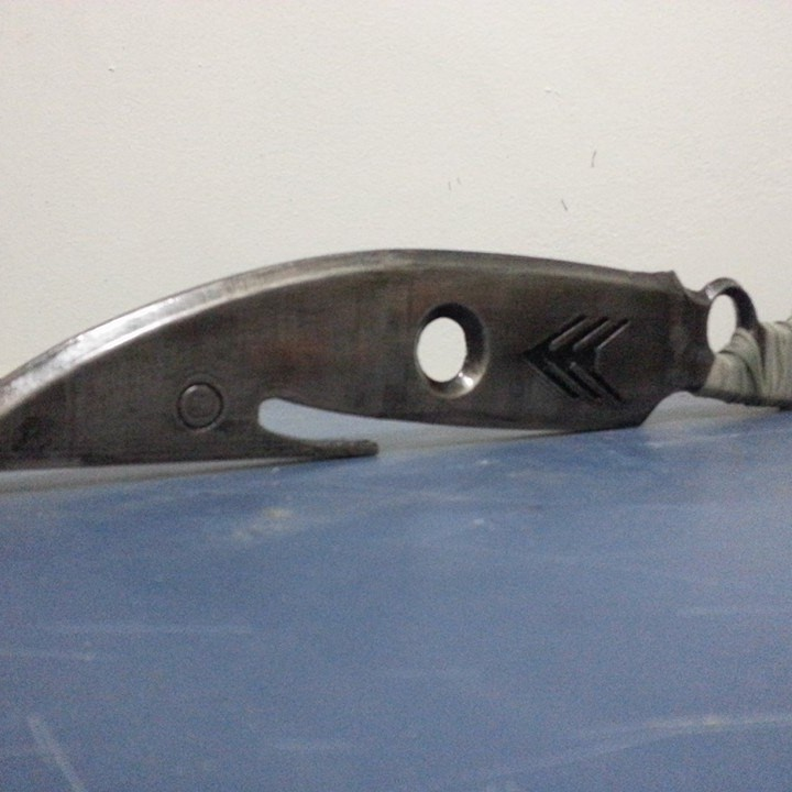 Picture of print of Destiny Hunter Knife This print has been uploaded by Eduardo Pereira Martiniano Pimentel