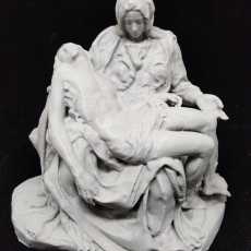 Picture of print of Pieta in St. Peter's Basilica, Vatican This print has been uploaded by Spectra3D Technologies