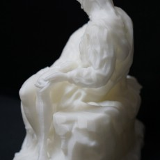 Picture of print of Pieta in St. Peter's Basilica, Vatican This print has been uploaded by 3d Makers Factory