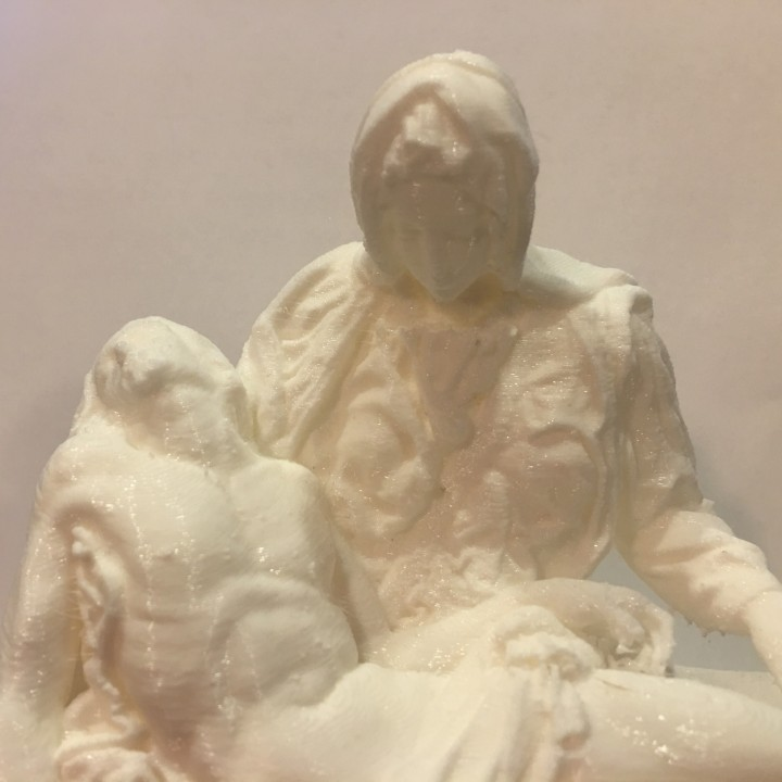 Picture of print of Pieta in St. Peter's Basilica, Vatican This print has been uploaded by Marco Nieves