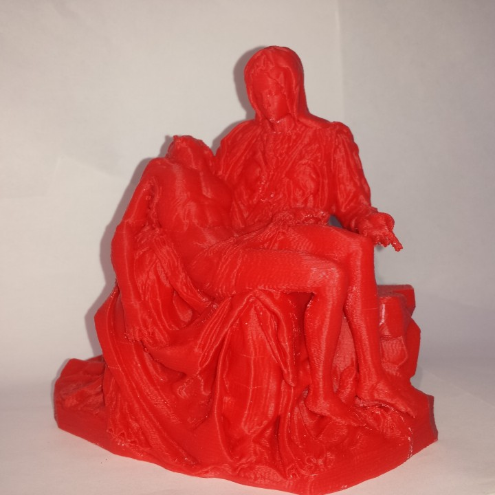 Picture of print of Pieta in St. Peter's Basilica, Vatican This print has been uploaded by bryan let