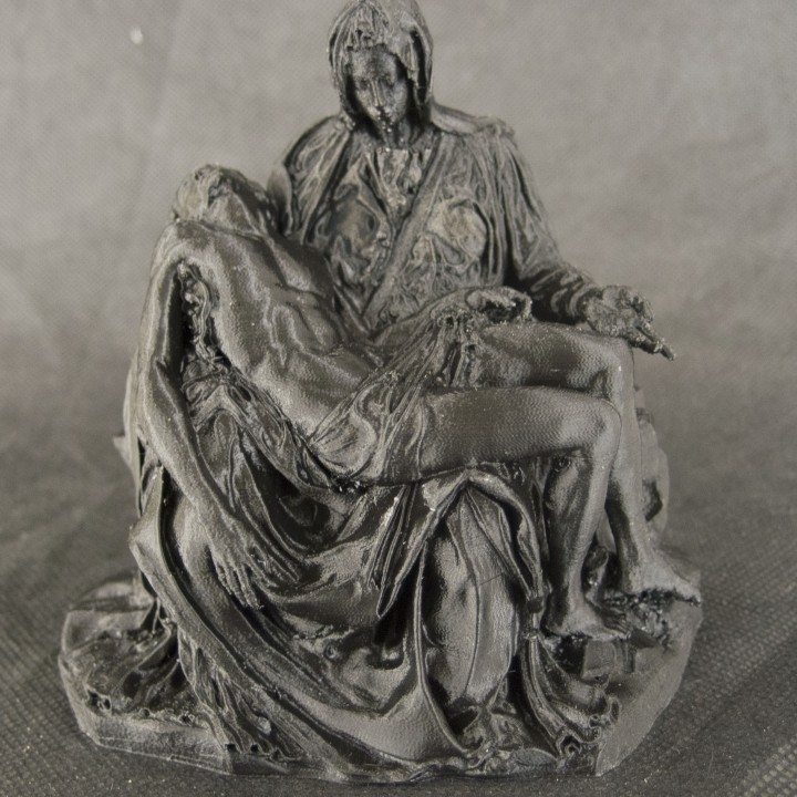 Picture of print of Pieta in St. Peter's Basilica, Vatican This print has been uploaded by Kevin Han