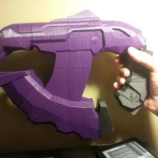Picture of print of Halo Plasma Pistol
