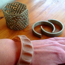 Picture of print of Laywood or Laystone Bracelet