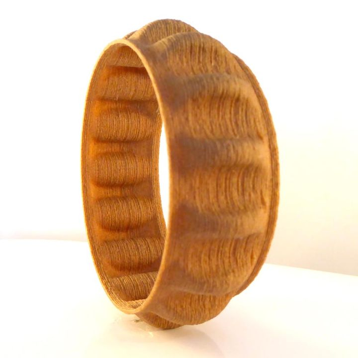Laywood or Laystone Bracelet