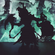 Picture of print of Thresh - league of legends 这个打印已上传 Matheus Mazuqueli