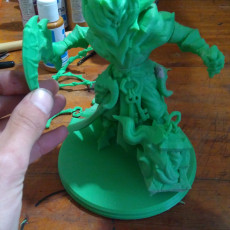 Picture of print of Thresh - league of legends 这个打印已上传 Facundo Gutierrez