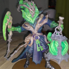 Picture of print of Thresh - league of legends