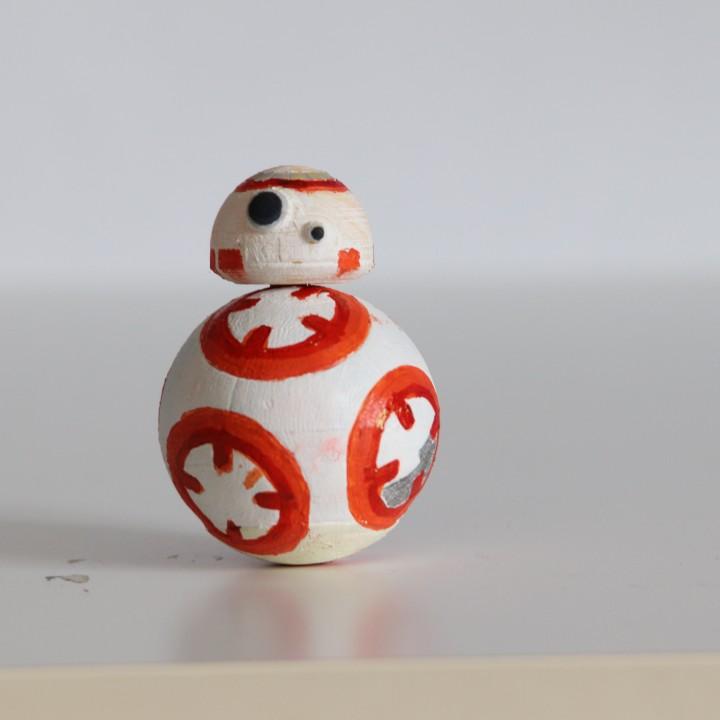 Star Wars - The Force Awakens - BB8 Droid