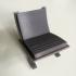 Vita Chair & Ottoman by Thos Moser print image