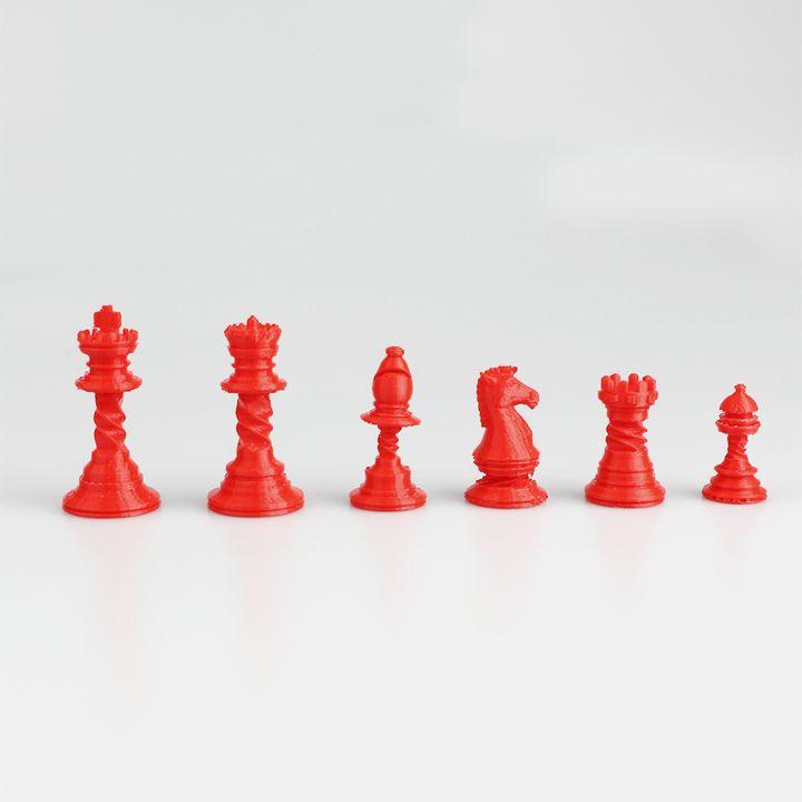 Twisted Chess Set