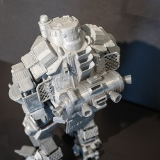 Picture of print of Titanfall Atlas Mech Action Figure
