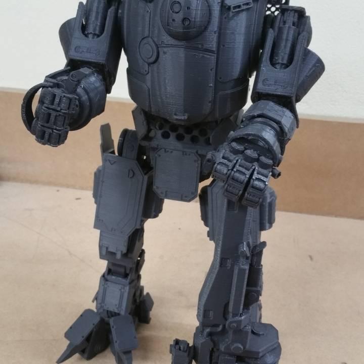 Titanfall Atlas Mech Action Figure