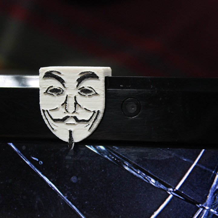 Anonymous Web Cam Blocker