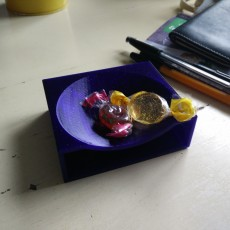 Picture of print of Coin tray
