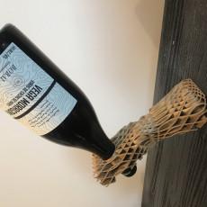 Picture of print of Elegant wine holder
