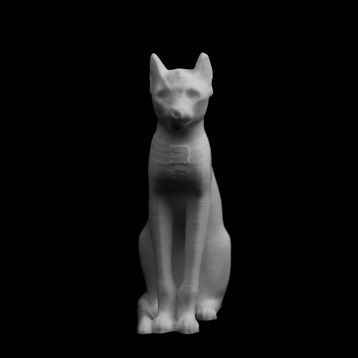 Gayer-Anderson Cat at The British Museum, London