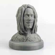 Bob Marley Bust