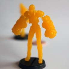 Picture of print of VI-League of legends