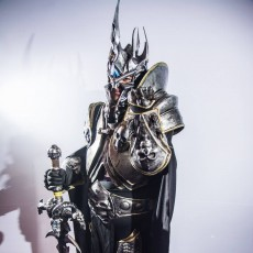 Picture of print of Frostmourne from Warcraft This print has been uploaded by Eduardo Pereira Martiniano Pimentel