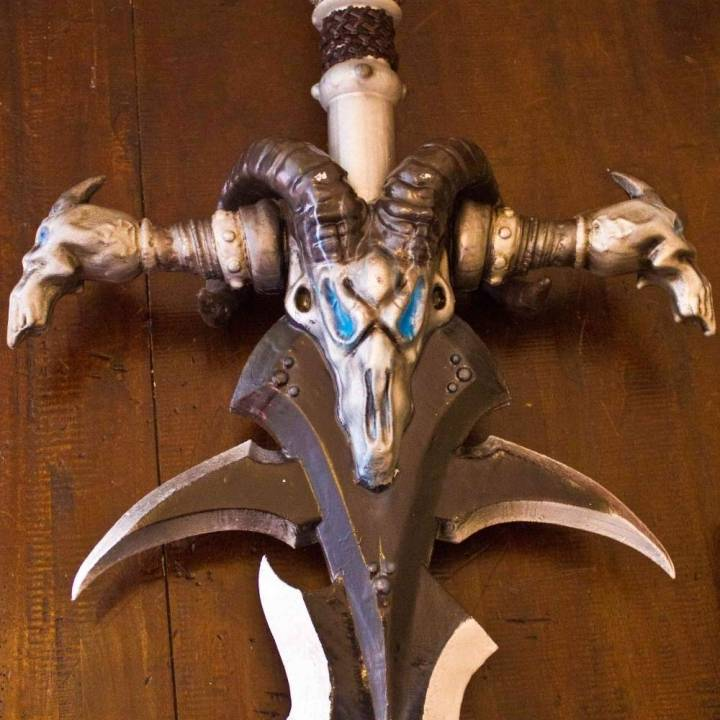 Frostmourne from Warcraft