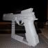 Auto9 Pistol from Robocop print image