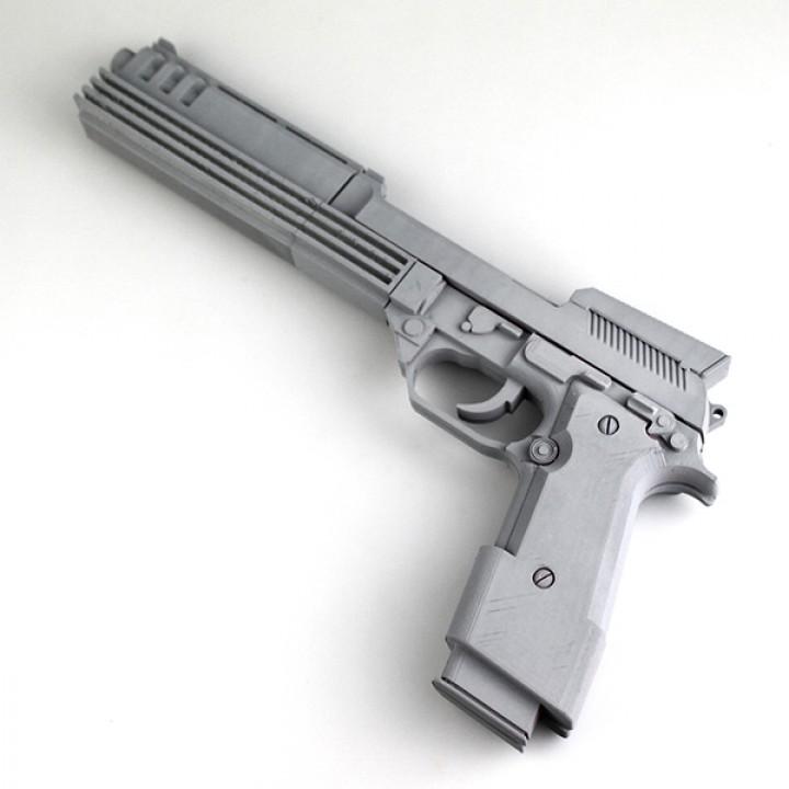 Auto9 Pistol from Robocop