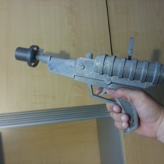 Picture of print of Laser Pistol from Lost In Space