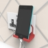 iPhone Charger Phone Stand print image