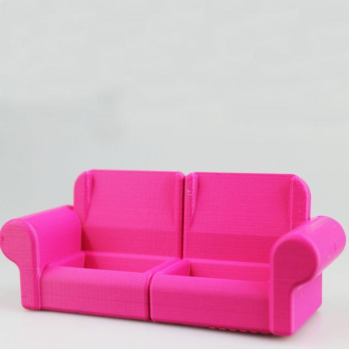 Sofa Tv Remote Holder Image