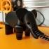Elephant LFS print image