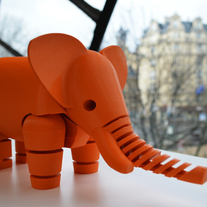Elephant LFS