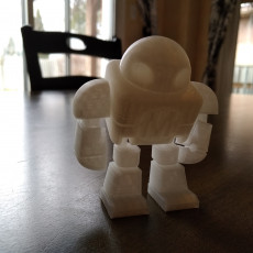 Picture of print of Maker Faire Robot Action Figure (single file)
