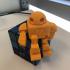 Maker Faire Robot Action Figure (single file) print image