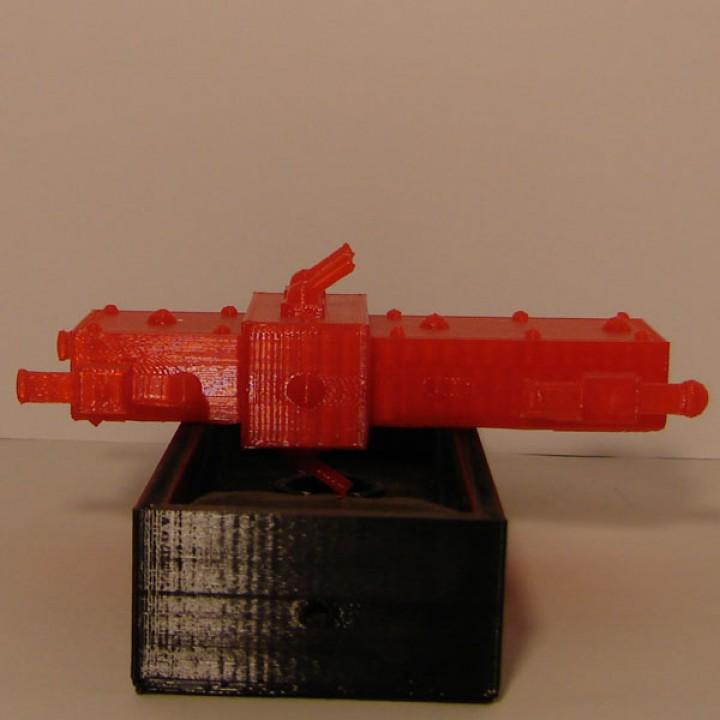 Spaceship - Cruiser