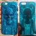 iPhone 6 Skull Case print image