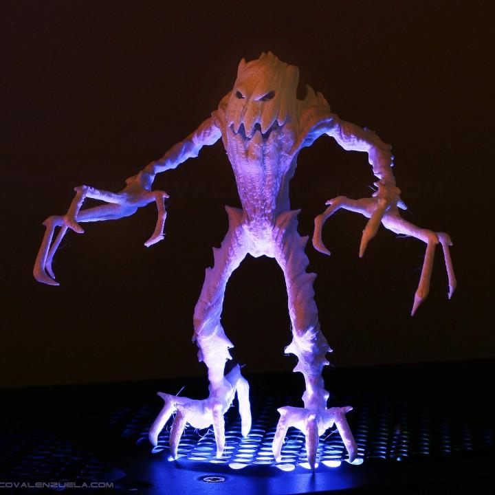 Picture of print of Pumpkin's Wraith Figurine Cet objet imprimé a été téléchargé par Marco Valenzuela