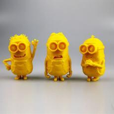 Minion Trio