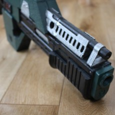 Picture of print of M4A1 Rifle from Alien This print has been uploaded by Saxon Fullwood