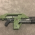 M4A1 Rifle from Alien print image